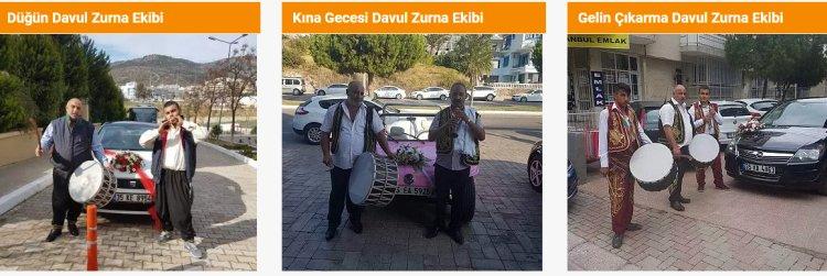 İzmir Davul Zurna Ekibi
